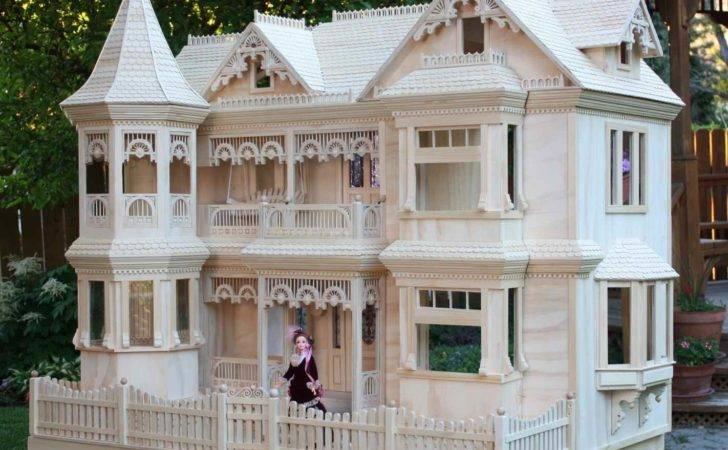 Victorian Dollhouse Woodchuckcanuck