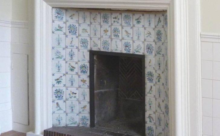 Victorian Fireplace Tile Bathroom Owletts