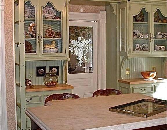 Victorian Kitchen Dining Pinterest