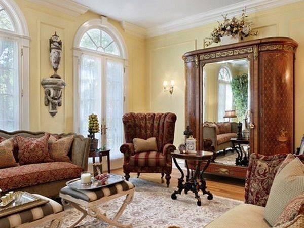 Victorian Living Room Design Ideas
