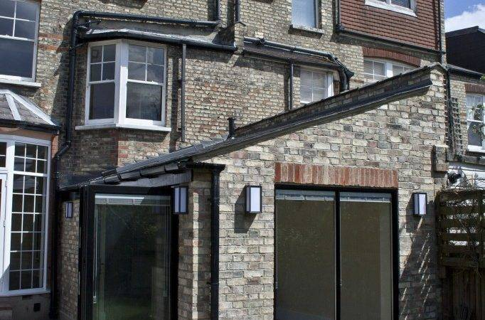 Victorian Terraced House Rear Extension London