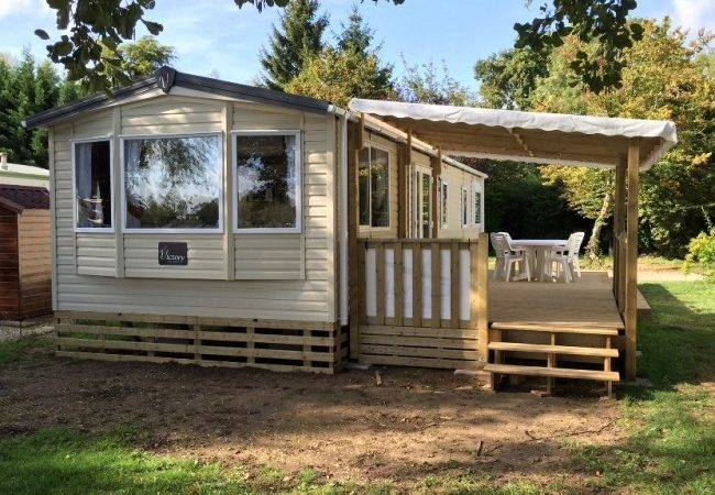 Victory Crystal Mobile Home Sale France Ile