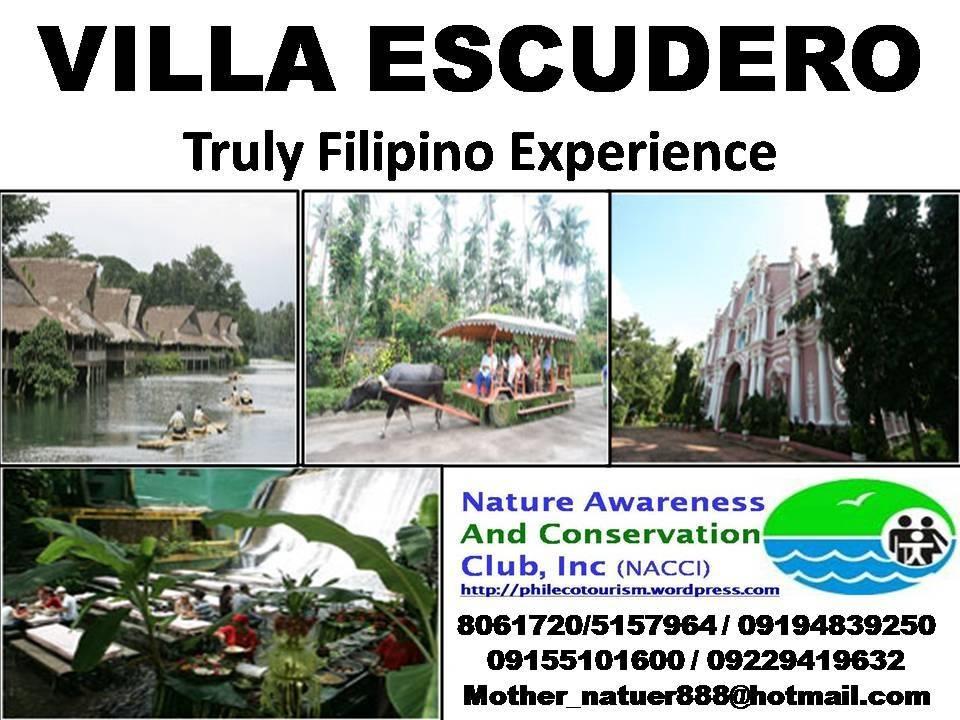 Villa Escudero Tropical Paradise Asia