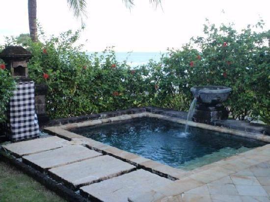 Villa Plunge Pool Pan Pacific Nirwana Bali Resort
