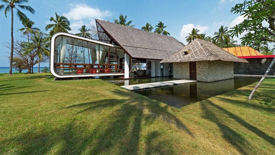 Villa Sapi Rental Lombok Sira Beach Villanovo