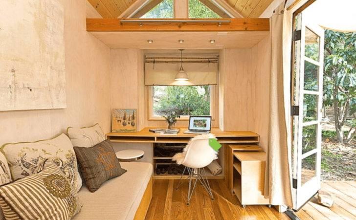 Vina Tiny House Interior