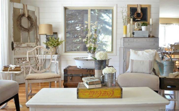 Vintage Antique Wood Farmhouse House Design Decorating Ideas