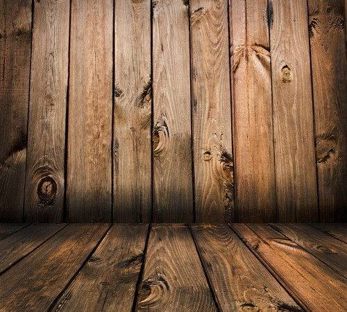 Vintage Brown Wooden Plank Panel Wall Texture Woods Floor Custom