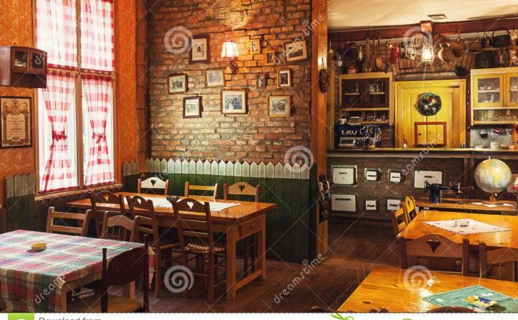 Vintage Cafe Interior Design Ideas Further