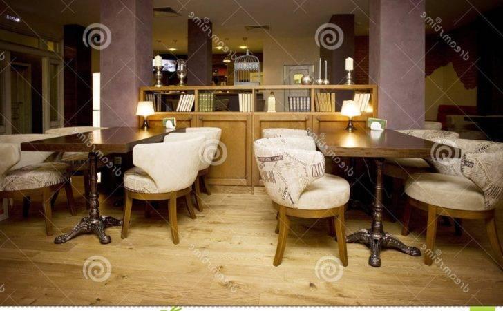 Vintage Cafe Interior Design
