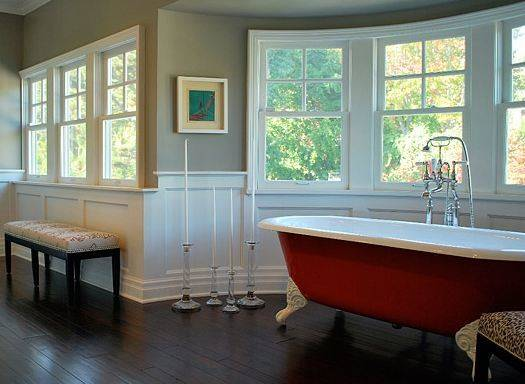 Vintage Clawfoot Bathtubs Every Color Rainbow Poetic Home