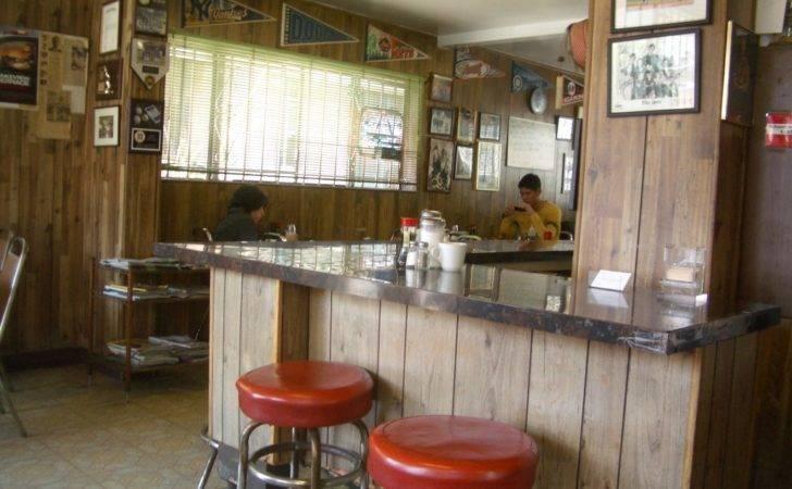 Vintage Coffee Shop Interior Design Bing