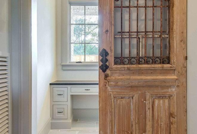 Vintage Door Hung Barn Hardware Reclaimed Wood
