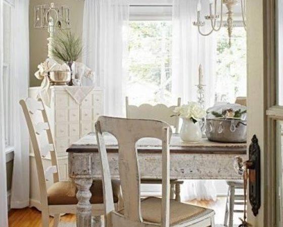 Vintage Farmhouse Decor Farm Furniture Style Texture