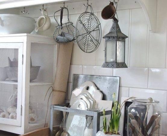 Vintage Farmhouse Kitchen Decor Dream Kitchens Pinterest