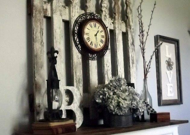 Vintage Inspired Home Decor Decorating Antique Farm