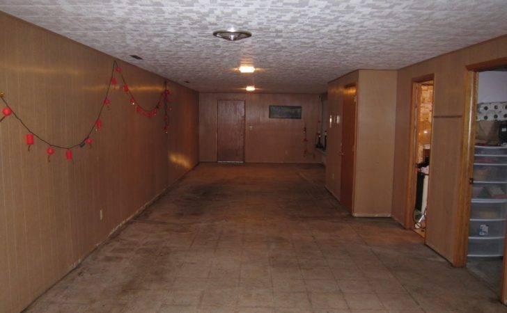 Vintage Life New Vct Floor Basement