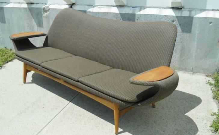 Vintage Scandinavian Sofa Design Milk