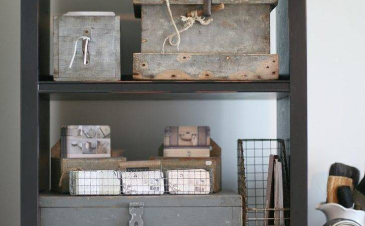 Vintage Storage Ideas Diy Pinterest