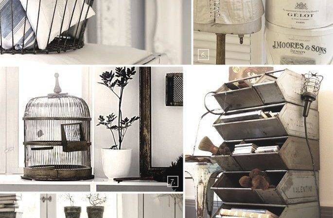 Vintage Storage Ideas Myshabbychicdecor
