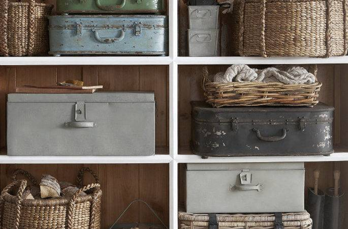 Vintage Storage Organization Ideas Home Tree Atlas