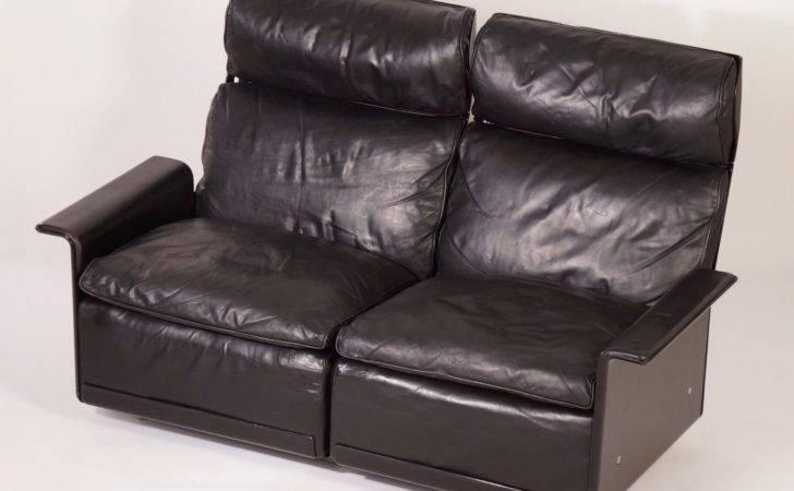 Vintage Two Seater Sofa Model Dieter Rams