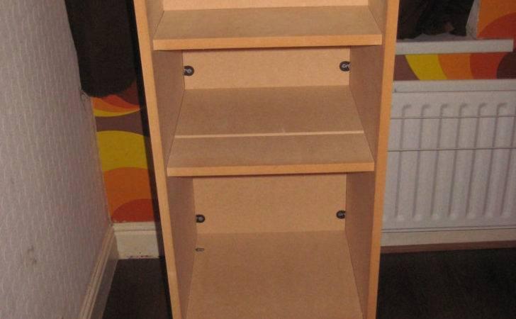 Vinyl Storage Unit Records Cabinet Furniture Ebay