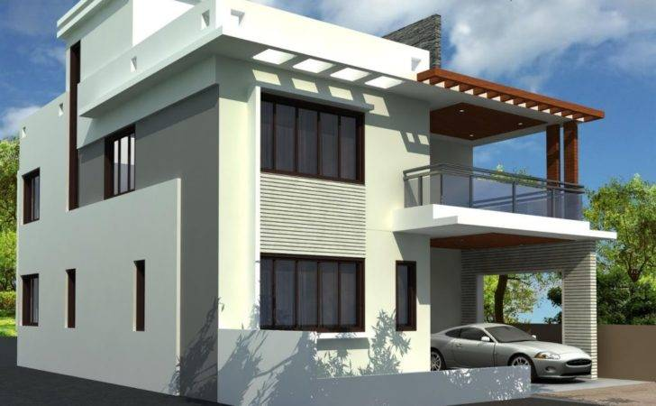 Virtual Exterior House Design Home Interior Designing