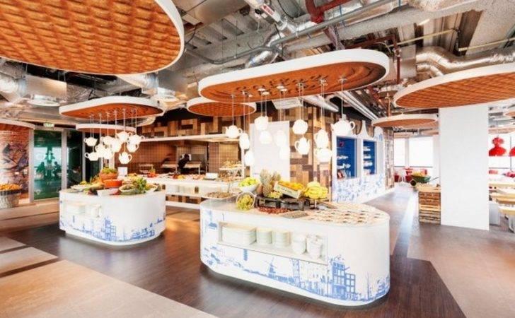 Virtual Tour Google New Offices Amsterdam Dock Freshome