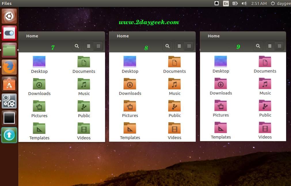 Vivacious Colors Best Icon Suite Ubuntu Mint Daygeek