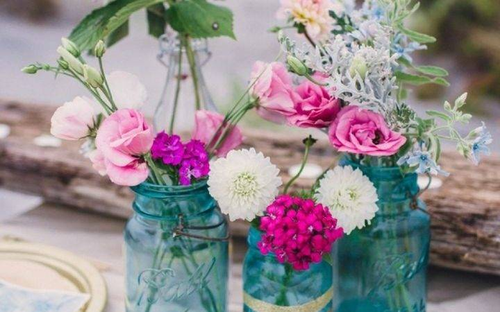 Vivid Turquoise Fuchsia Wedding Ideas Happywedd