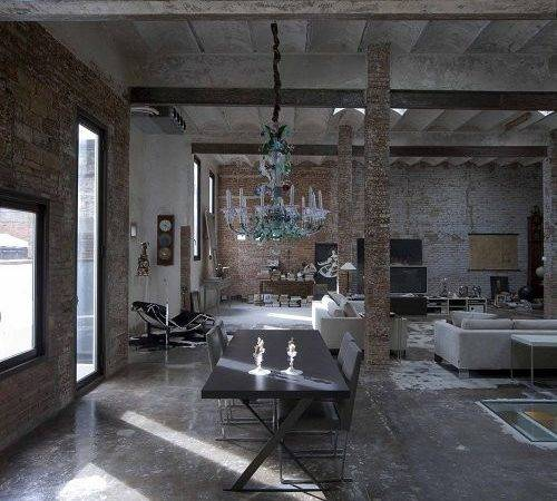 Vosgesparis Living Industrial Loft Life City Apartement