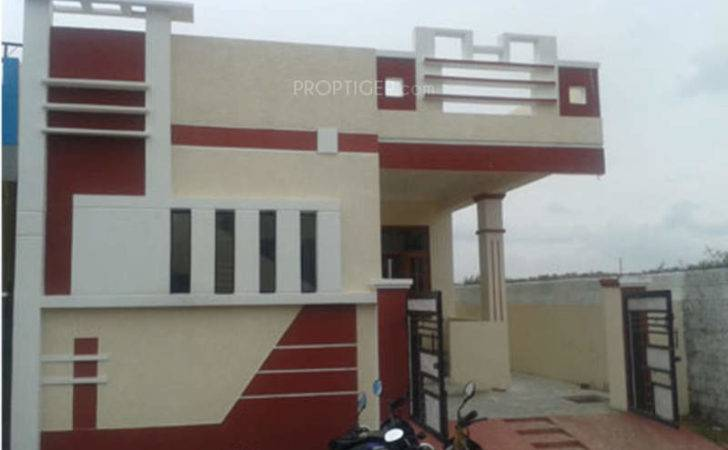 Vrr Constructions Independent House Elevation