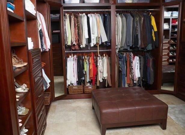Walk Closet Design Ideas Hgtv