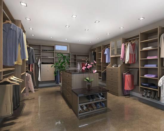 Walk Closet Designs Second None