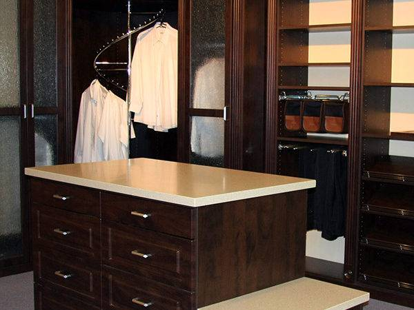 Walk Closets Custom Closet Concepts