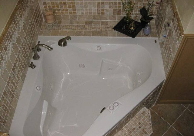 Walk Shower Jacuzzi Tub Eclectic Other Metro Lone Star