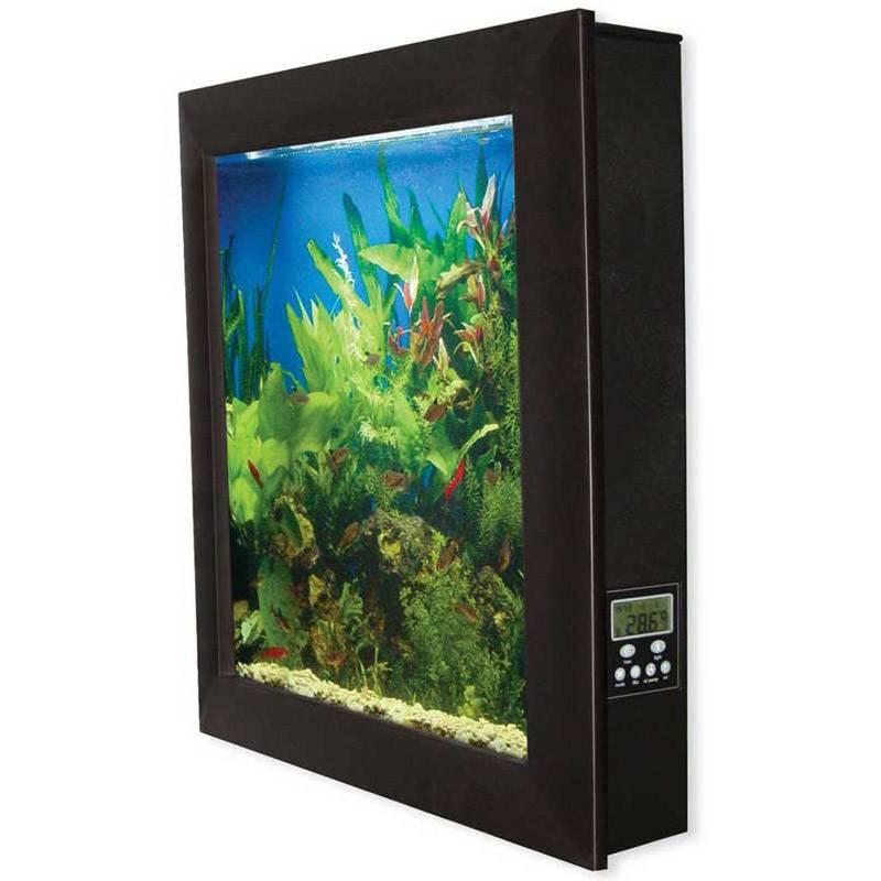 Wall Aquarium Mounted Fish