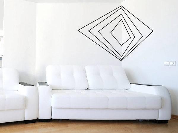 Wall Art Decals Celebrate Modern Style