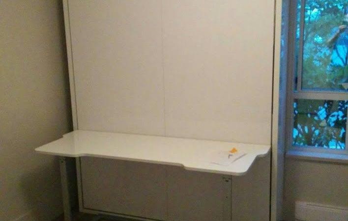 Wall Bed Desks Expand Furniture Folding Tables Smarter Beds