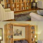 Wall Beds Pinterest Hidden Bed Murphy Folding Guest