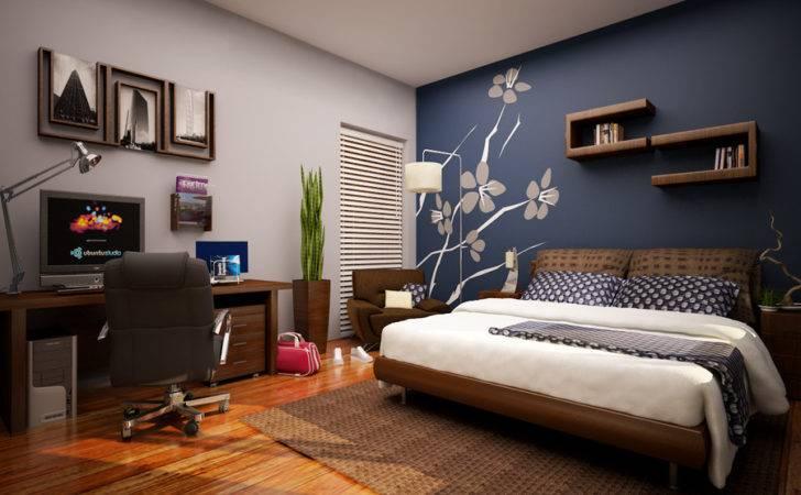 Wall Color Bedroom Design Blue Accents Bedrooms Accent Walls