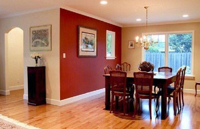 Wall Color Goes Red Furniture Moreover Burgundy Accent