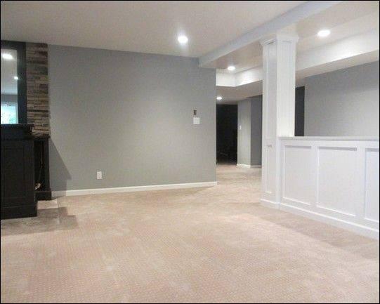 Wall Colors Basements Design Renovation