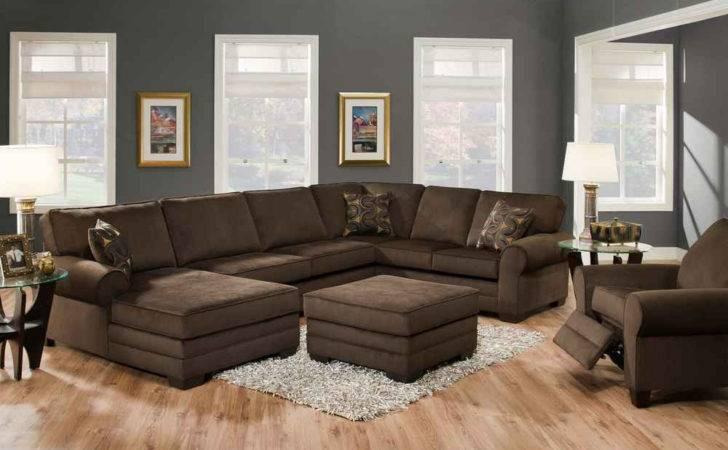 Wall Colors Brown Furniture Home Combo