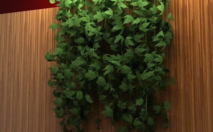 Wall Hanging Plant Whitegekko