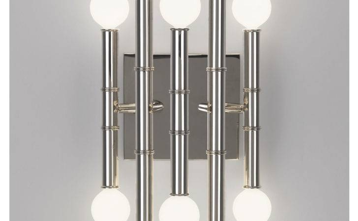 Wall Lamps Sconces Meurice Five Arm Sconce