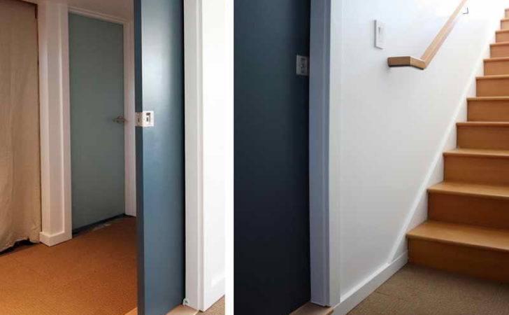 Wall Mount Sliding Doors Interior