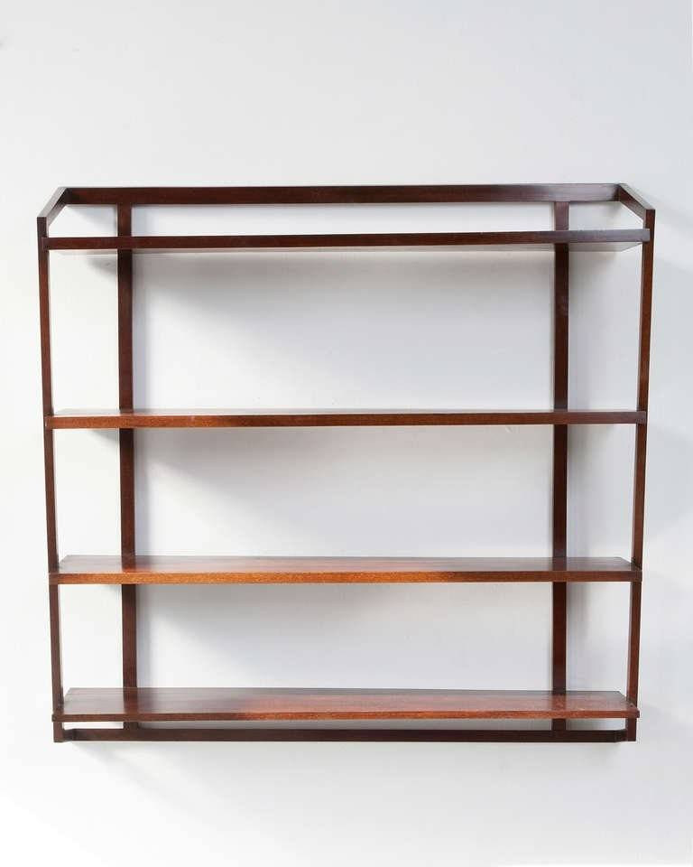 Wall Mounted Shelving Unit Jacaranda Joaquim