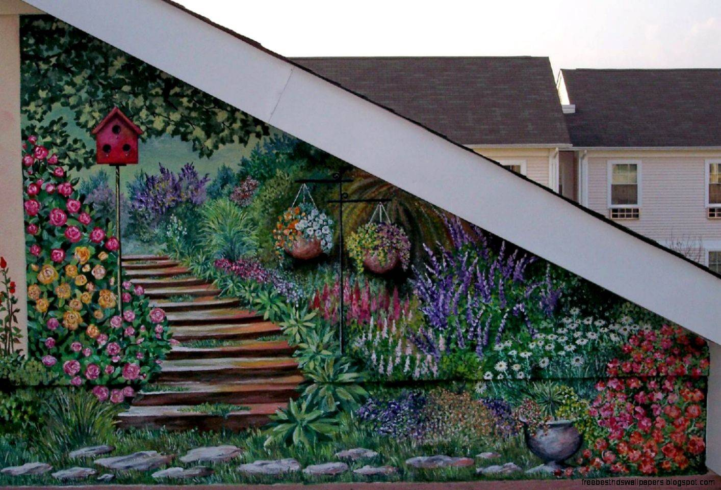 Wall Murals Outdoor Walls Best